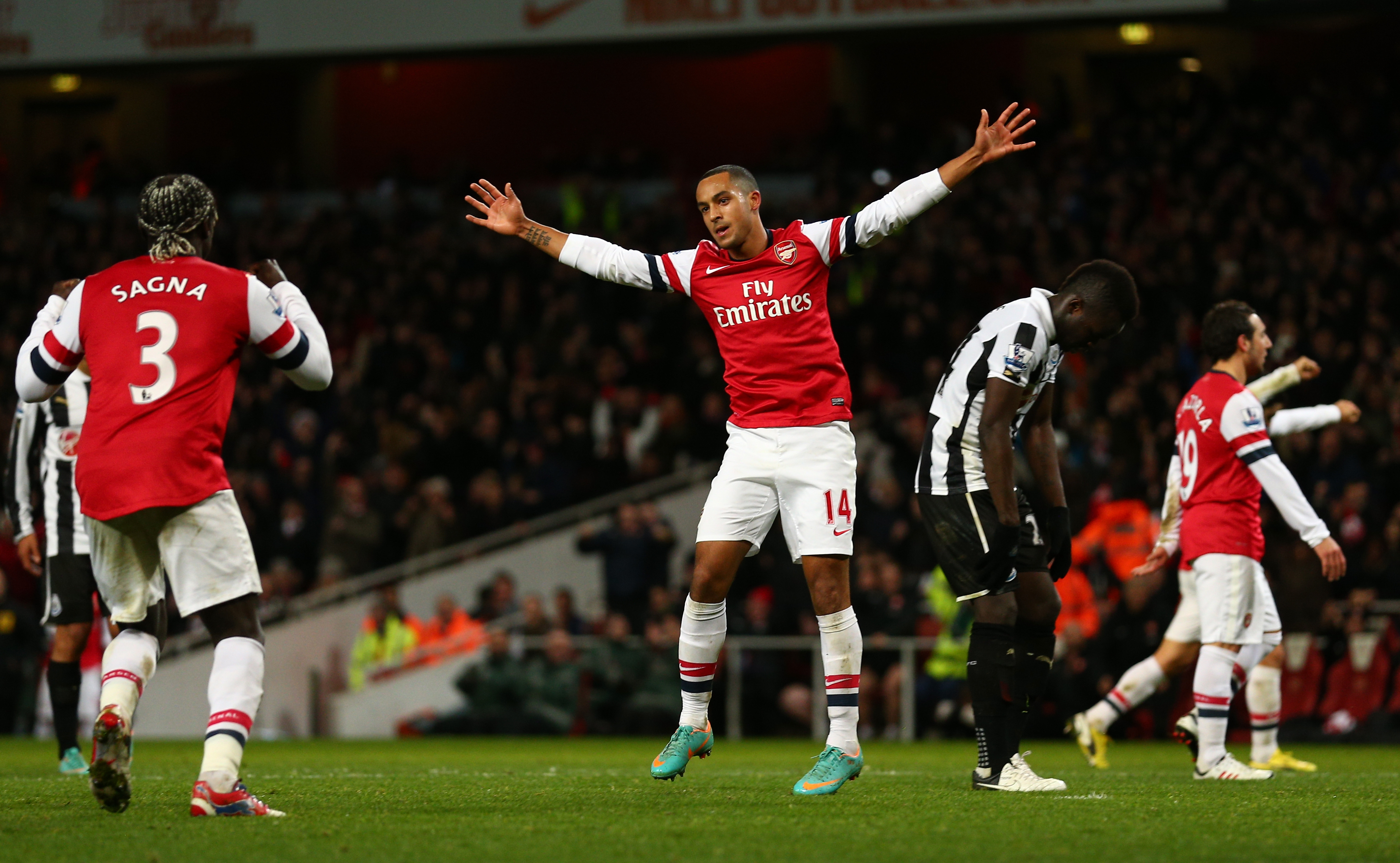 A historical look at Newcastle United vs. Arsenal